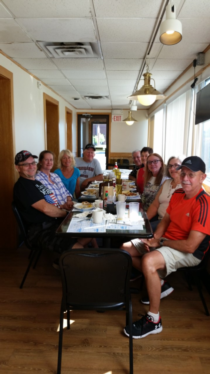 5th Saturday Breakfast 7/29/17